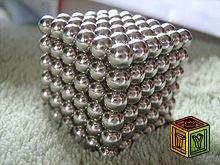 Волшебные шарики-кубы