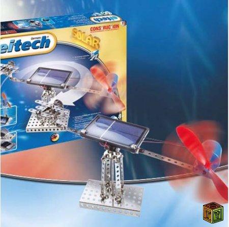 Солнечная энергия в конструкторе
