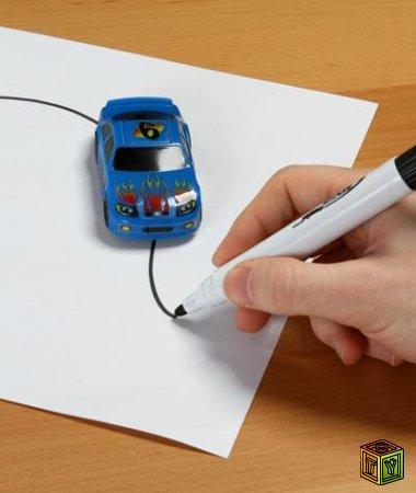 Рисуем дорогу
