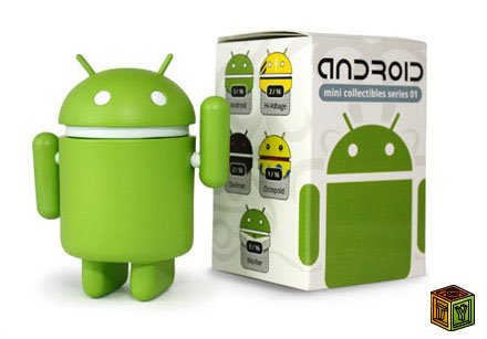 Игрушки Android'ы