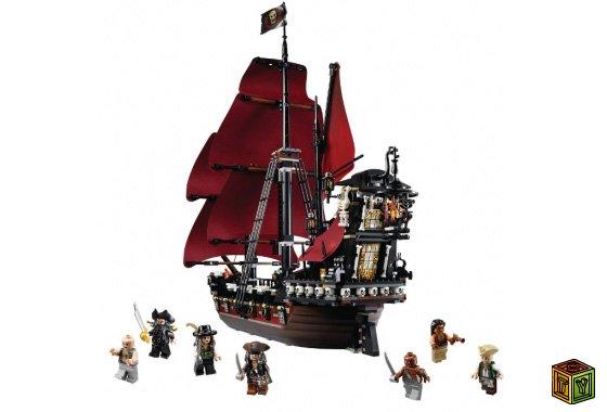 Пираты карибского моря lego скачать