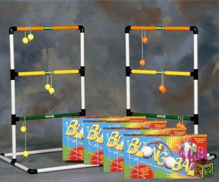 Забавная игра Blongo Ball