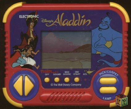 игрушки аладдин: