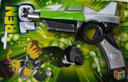 Пистолет Бена