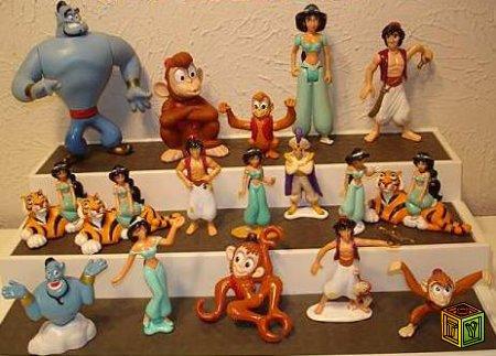 Игрушки Disney's Aladdin