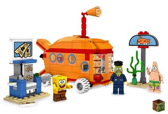 Lego Sponge Bob » ToyFAQ.