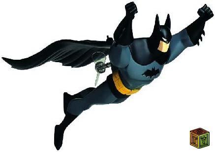 Игрушка Batman как Карлсон