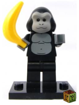Маска гориллы gorilla mask и банан banana