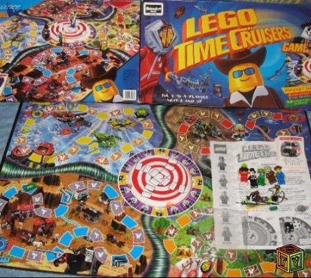 Малоизвестная серия Lego 90-х