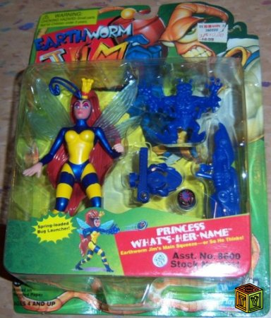 Игрушка Earthworm Jim от Playmates