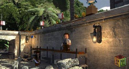 """Игра Лего """"Пираты Карибского моря"""""""