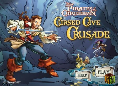 Pirates of the Caribbean Flash Game