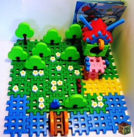 """""""Lego"""" Смешарики"""