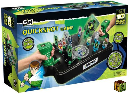 Ben 10 Quick Shot Game