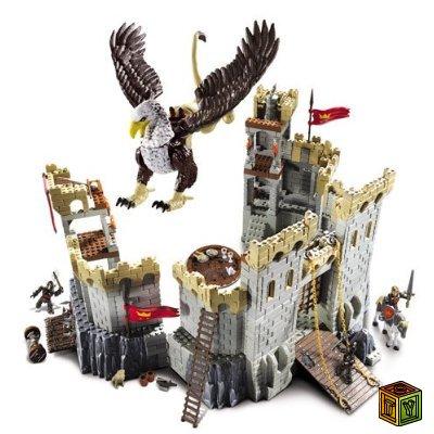 Король Артур от Mega Bloks