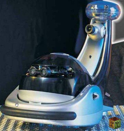Журнал Робот Шпион