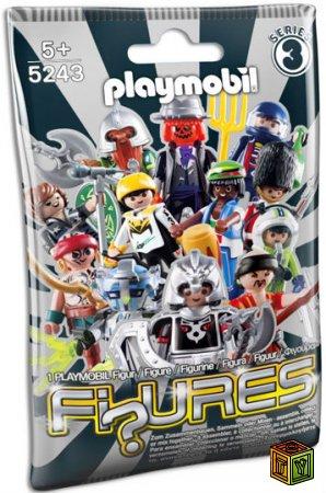 Скоро Playmobil Fi?Ures третья сери