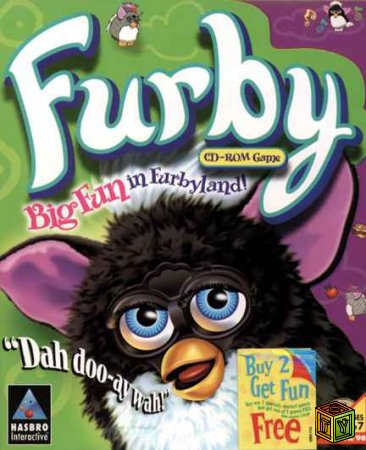 Гремлин Ферби (Furby)