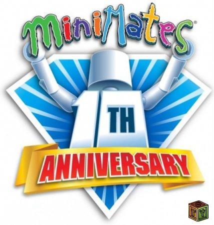 Минифигурки Minimates