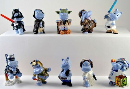 Star Wars Hipperium 2002 год