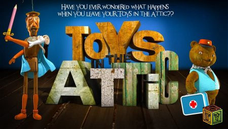 Toys in the Attic – Фильм