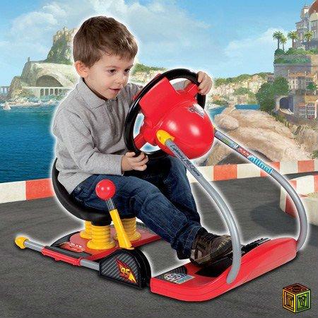 Учимся вождению с детства