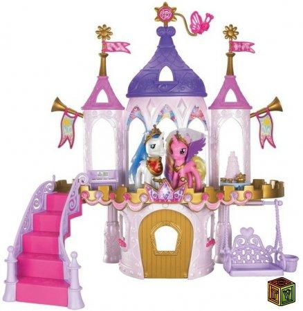 Королевский свадебный замок My Little Pony
