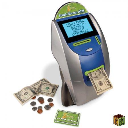 Детский банкомат игрушка