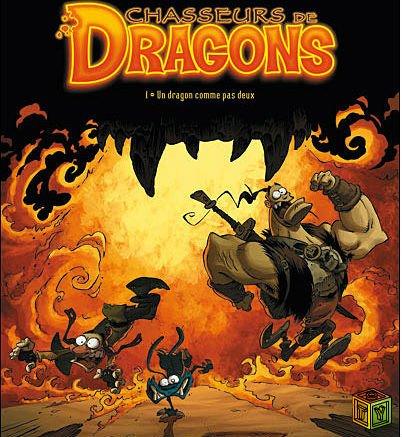 Охотники на драконов (с 1 по 6 серии)