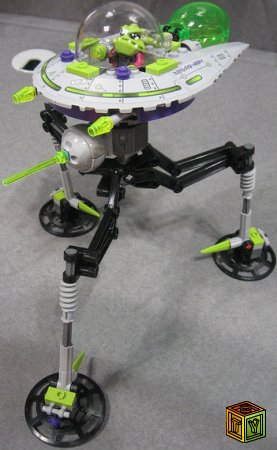 Lego Alien Conquest Toy Fair 2013