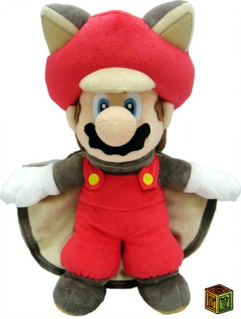 Плюшевый Марио