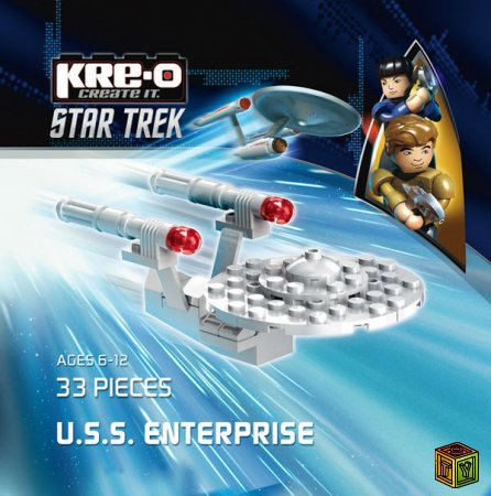 Конструктор KRE-O Star Trek