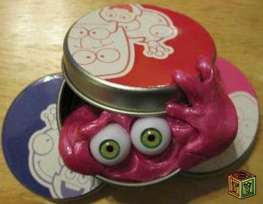 Новая жвачка для рук Putty Peeps
