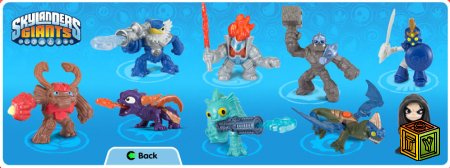 Skylanders: Giants � Happy Meal