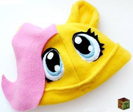Шьем шапку Fluttershy