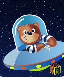 Барни планирует космический полет
