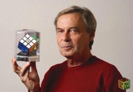 Кубику Рубика 40 лет