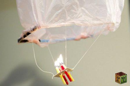 Как сделать небесный фонарик своими руками в домашних условиях